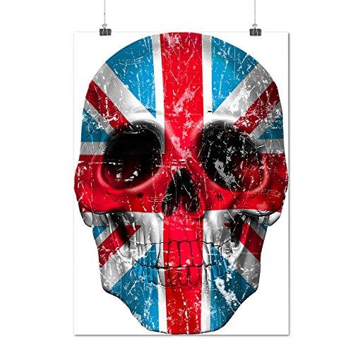 united-kingdom-skull-uk-flag-matte-glossy-poster-a3-12x17-inches-wellcoda