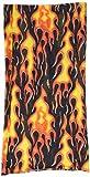 Zanheadgear Motley Tube, 100% Polyester, Skull