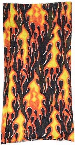 Zan Headgear Motley Tube Classic Flame OSFM T223 252916563