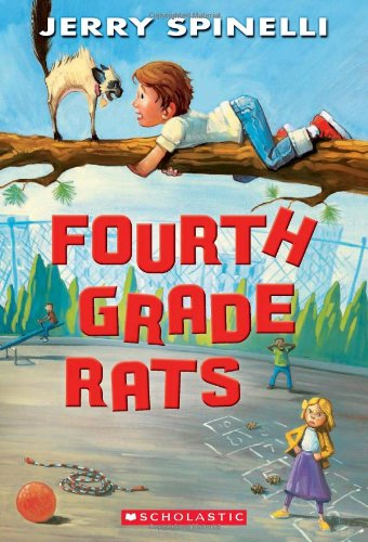 Book cover for Fourth Grade Rats