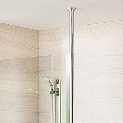 Cassellie Wetroom Floor To Ceiling Support Pole F 2800mm