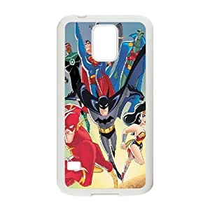 Personalized DIY Justice League Custom Cover Case For Samsung Galaxy S5 W5M692865