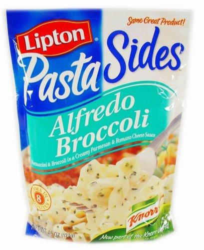 Broccoli Pasta Dish (Knorr Pasta Sides Alfredo Broccoli 4.5 oz by Knorr)