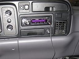 stereo install dash kit dodge ram pickup 94 95 96 97 car. Black Bedroom Furniture Sets. Home Design Ideas