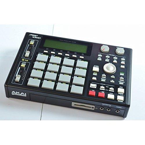 AKAI/MPC1000BK/EXM128 B0772RNZYY