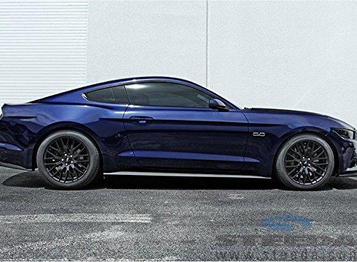 Steeda 555-8210 Progressive Coil Spring Set (15-16 Mustang GT/V6)