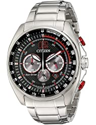 Drive from Citizen Eco-Drive Mens Chronograph Watch with Date, CA4190-54E