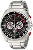 Citizen Men's CA4190-54E Drive from Citizen Eco-Drive Silver-Tone Watch
