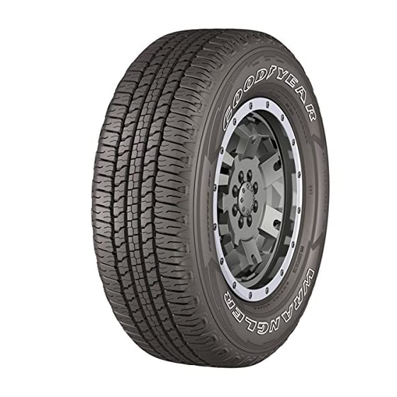 Goodyear Wrangler Fortitude HT All-Season Radial Tire -265/70R17 115T