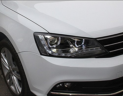 GOWE Car Styling For vw jetta headlights For VW jetta MK6 head lamps with LED guide car styling bi xenon lens parking Color Temperature:6000K;Wattage:35K 3