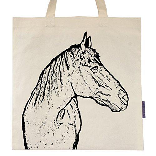 Horse Tote Bag - Inca the Horse Tote Bag
