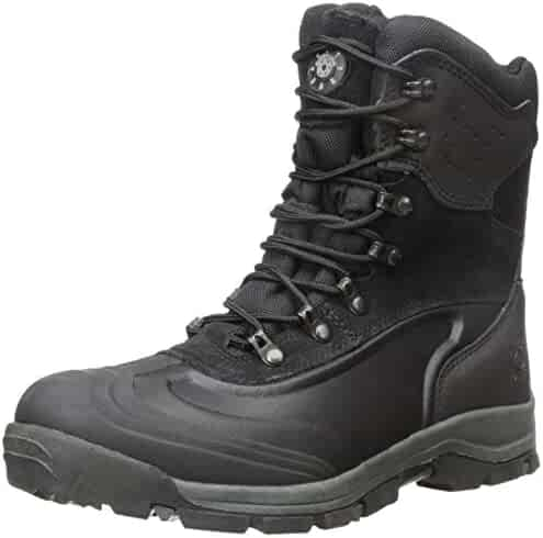 KINGSHOW Men's 1586 Waterproof Cold Weather Boot