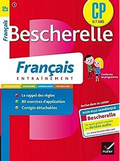 Bescherelle exercices francais cp 6-7 ans (French Edition)