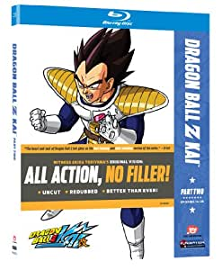 Dragon Ball Z: Kai:  Part Two [Blu-ray]