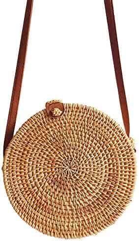 1fcf2865eb6 Shopping Blues or Greys - Straw - Crossbody Bags - Handbags ...