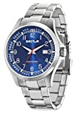 Sector Men's R3253290001 Contemporary 290 Silver/Blue Watch