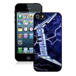 Metallica Black iPhone 5s Phone Case Genuine Custom Cover