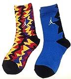 Boys' Air Jordan Retro 7 2-Pack Crew Socks 10C-3Y