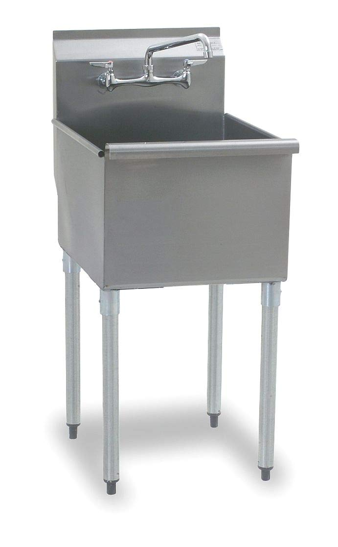 Utility Sink Stainless Steel Stainless Amazon Com Industrial
