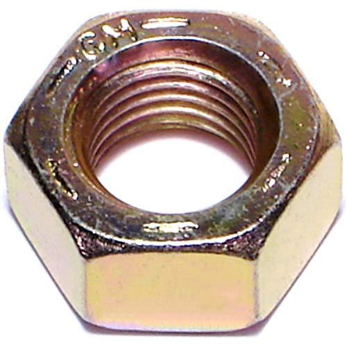 Hard-to-Find Fastener 014973261733 Grade 8 Fine Hex Nuts, 7/16-20, Piece-25 from Hard-to-Find Fastener