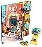 Disney Pixar: Luca Movie Theater Storybook