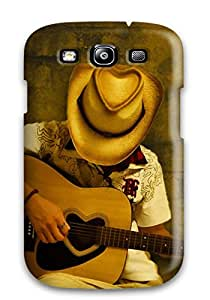 New Style Robert J Murphy Cool And Beautiful Music2 Premium Tpu Cover Case For Galaxy S3
