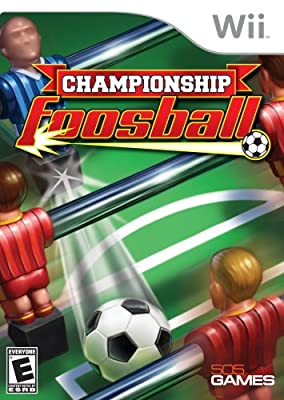 Championship Foosball - Nintendo Wii