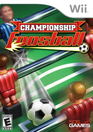 Championship Foosball - Nintendo Wii - Championship Foosball