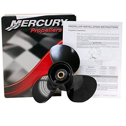MERCURY BLKMAX 10X8 RH by MERCURY