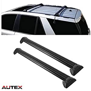 Amazon Com Autex Crossbars Aluminum Roof Rack Compatible