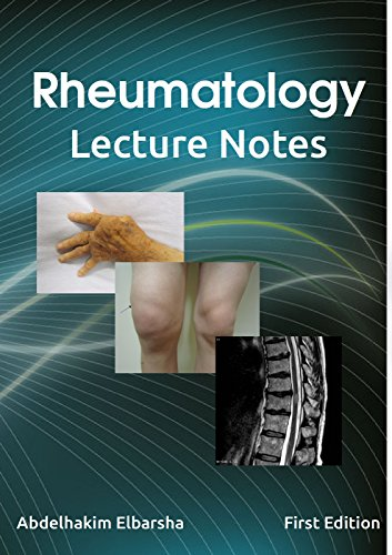 Rheumatology Lecture Notes