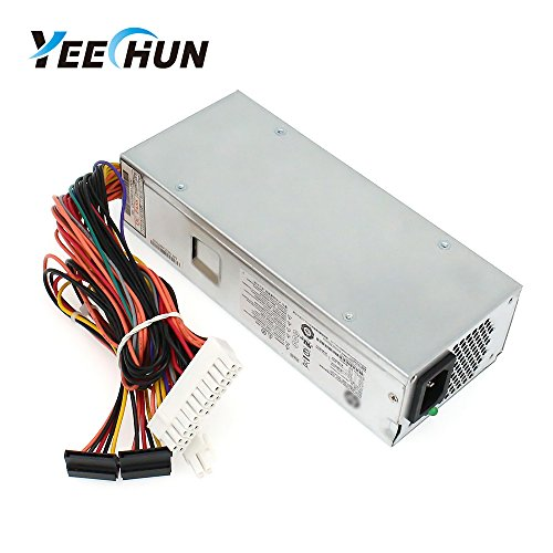 YEECHUN 220W Power Supply Unit for HP Pavilion Slimline S5 Series,s5-1024 PC LTNA s5-1110d PC SING s5-1002la s5-1010 TouchSmart 310-1205la, 633195-001 633193-001 633196-001,PCA222 PCA322 FH-ZD221MGR ()