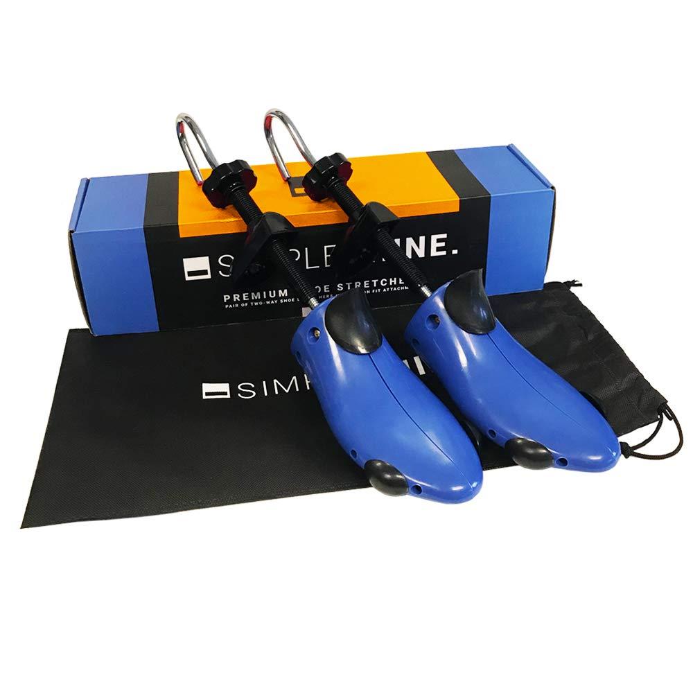 Premium Pair Shoe Stretchers 2 Way Stretcher Men Women Wide Feet Stretch Medium