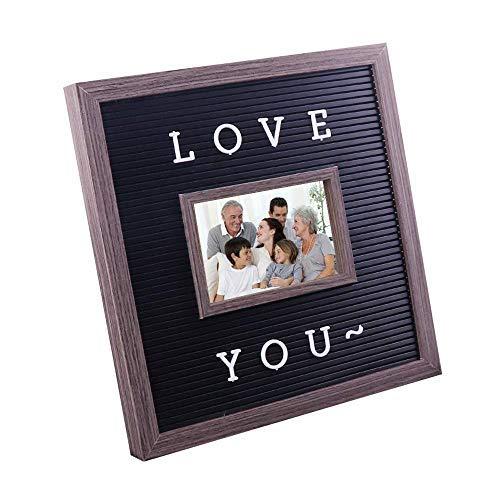 Plastic Letter Board (12