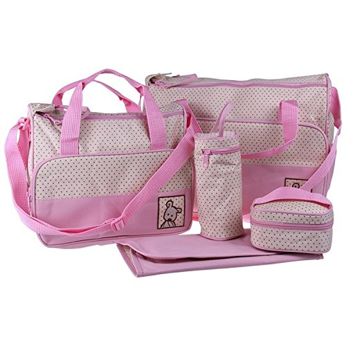 5PCS/Set High Quality Tote Baby Shoulder Bags
