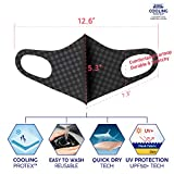 NYBEE SPORT COOLING PROTEX Face Mask UPF