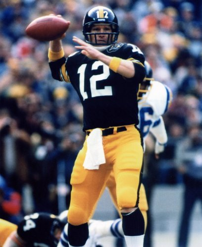 Terry Bradshaw Pittsburgh Steelers 8X10 Sports Action Photo  I