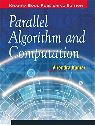 Parallel Algorithm and Computation ebook