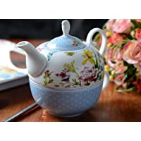 Creative Tops Katie Alice English Garden Porcelain Tea