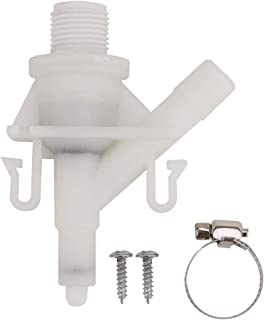 Improved Valve Lifespan 310 Upgraded for High Performance in Freezing Conditions Beech Lane Upgraded Water Valve Kit for Dometic Toilets 300 Compare to Dometic Toilet Valve 385311641 and 320