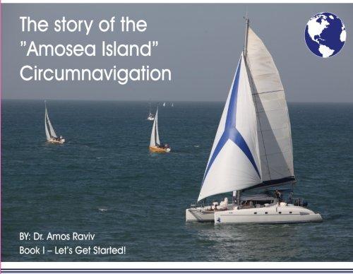 The Story of Amosea Island Circumnavigation