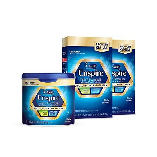 Enfamil Enspire Infant Formula, Powder 102.5 Ounce by Enfamil Enspire