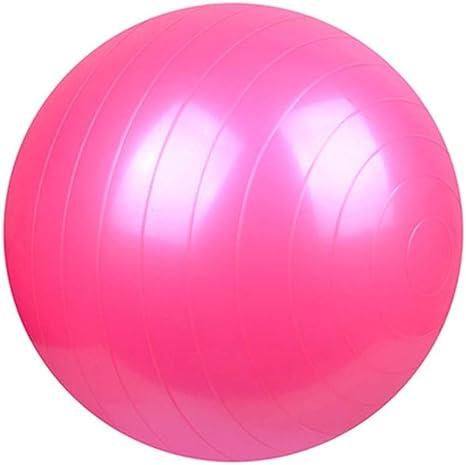 Ssery Bola de Yoga, Bola para Sentarse, para la Fuerza del núcleo ...