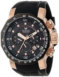 Viceroy 47659-98 - Reloj de pulsera hombre, Caucho, color Negro