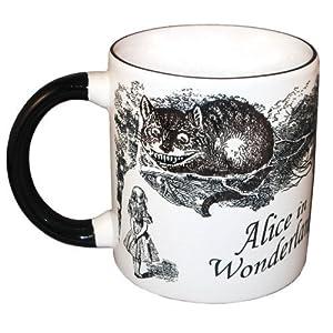 Resultado de imagen de alice in wonderland mug