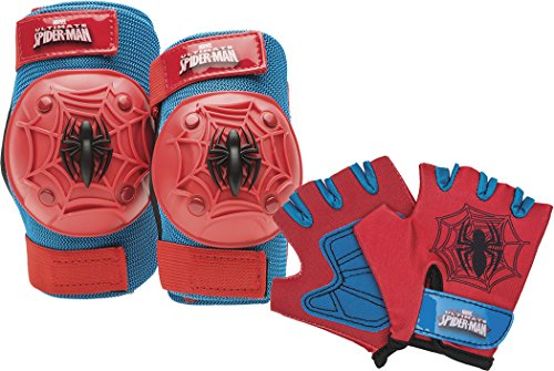 Bell 7059907  Spiderman Webslinger Protective Gear -