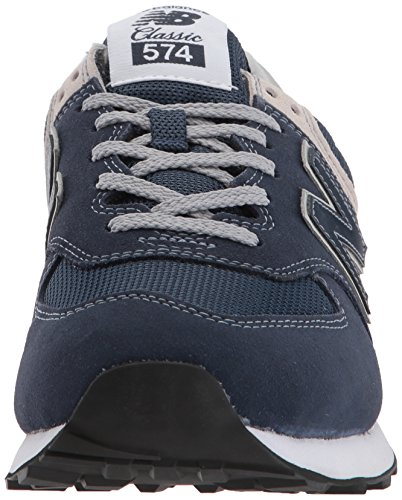 New Balance Womens Icon 574 Sneaker Navy