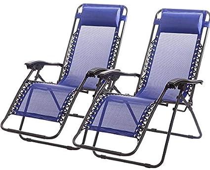 Amazon.com: [Fengo] 2 piezas de reclinadores de alta calidad ...