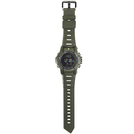 First Tactical Hombres Canyon Digital Brújula Reloj OD Green: Amazon.es: Ropa y accesorios