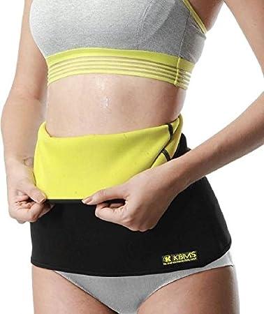 ea3ef11a13288 KRITAM Sweat Slim Belt Premium Series Hot Body Shaper